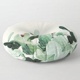 Cactus culture Floor Pillow