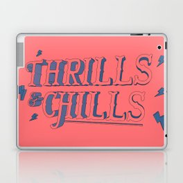 Thrills & Chills Laptop & iPad Skin