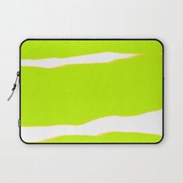 Fat Buds - Z-Lime  Laptop Sleeve