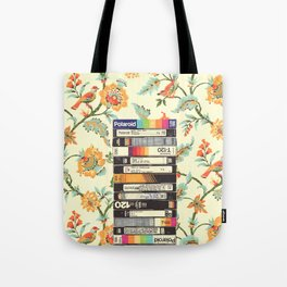 VHS & Entry Hall Wallpaper Tote Bag
