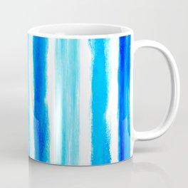 Laird Blue Stripes Coffee Mug