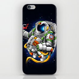 Need More Space iPhone Skin