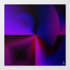 Graphical Expression II Canvas Print