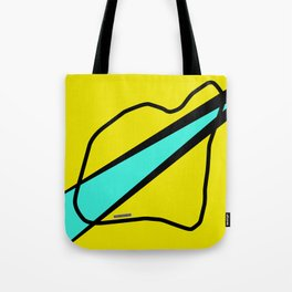 Goodwood Racetrack Tote Bag