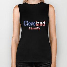 Cleveland Family Biker Tank