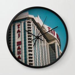 INEVITABLE DEMISE Wall Clock