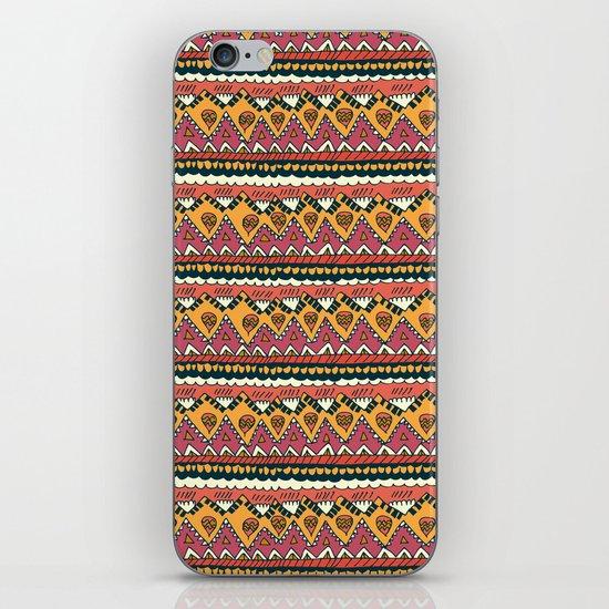 Desert Blanket iPhone & iPod Skin
