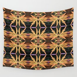 Leaf Study Pattern Wall Tapestry