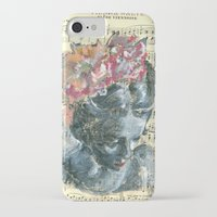 vienna iPhone & iPod Cases featuring Vienna Waltz by Spinning Daydreams