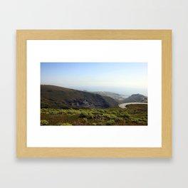 La Gomera 1.3 Framed Art Print
