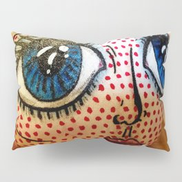 Super Stare Pillow Sham
