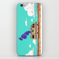lab iPhone & iPod Skins featuring Lab by Mikhail Kalinin