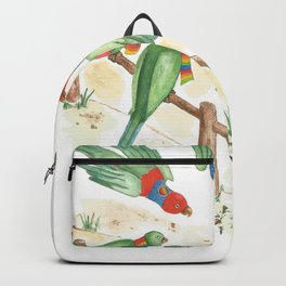 Birds of a Feather Flocking Together Backpack