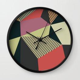 BAUHAUS 3 Wall Clock