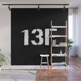 13F Fire Support Specialist Wall Mural