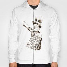 the POPO' paperboy Hoody