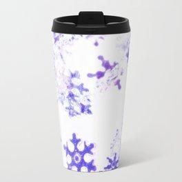 Icy Christmas Travel Mug