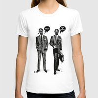 zombies T-shirts featuring HALLOWEEN ZOMBIES by kravic