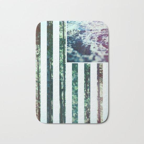 USA Wilderness Bath Mat
