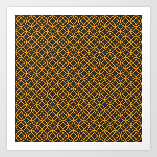 Pattern E Art Print