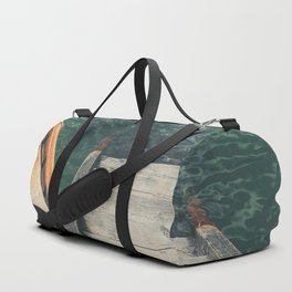 Next Stop: Adventure Duffle Bag