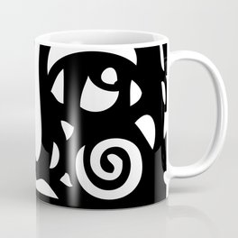 Cara Negra Coffee Mug