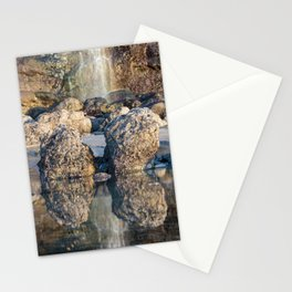 Tide Pool Reflections Stationery Cards