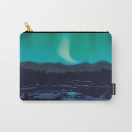 Wapusk National Park Poster Carry-All Pouch