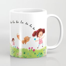 Skipping Coffee Mug