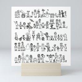 SOMA 2008 Mini Art Print