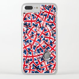 Pin it on Britain Clear iPhone Case