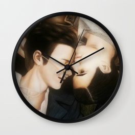 Klaine The Fault in Our Stars Wall Clock