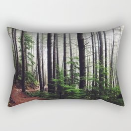 Sound of the Trees Rectangular Pillow