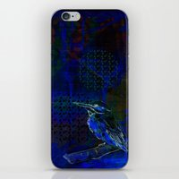birdy iPhone & iPod Skins featuring Birdy by Nett Designs