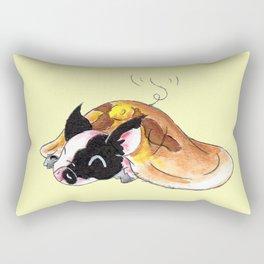 Buttermilk Blanket Rectangular Pillow