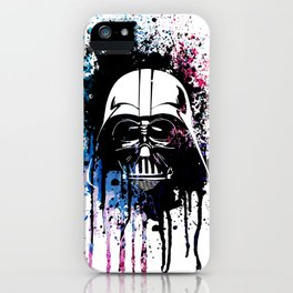 DARTH  ART #1 iPhone Case