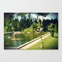lonely Canvas Prints featuring lonely by Kras Arts - Fly Me To The Moon