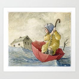 Waterproof Art Print