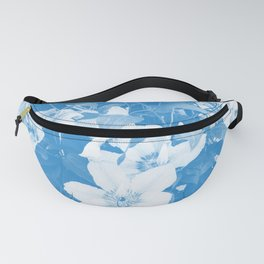 clematis 2 wb Fanny Pack
