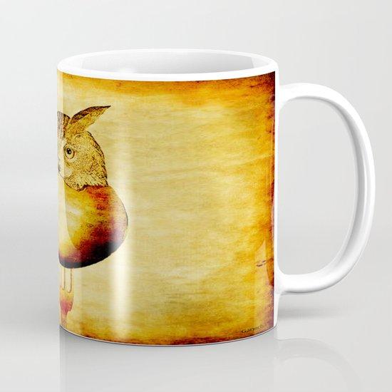 The hatching of owls Mug