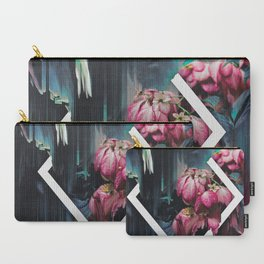 DARK ORCHID 1 Carry-All Pouch
