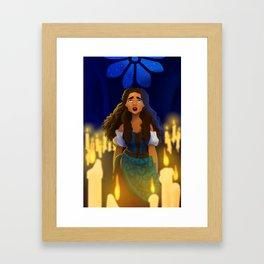 A Prayer Framed Art Print