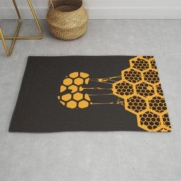 Wutang Hive Print Rug