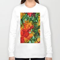 marley Long Sleeve T-shirts featuring Marley by Claire Day