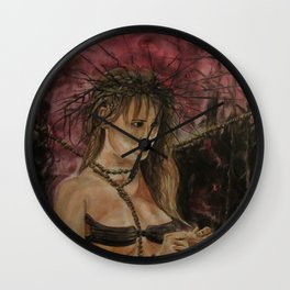 Dreaming of Vengeance Wall Clock