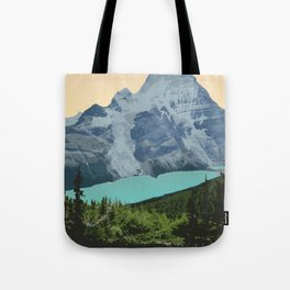 Mount Robson Provincial Park Tote Bag