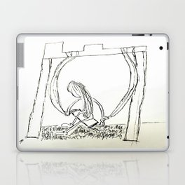 Not An Excuse. Laptop & iPad Skin