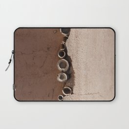 rotated rustic roof Laptop Sleeve