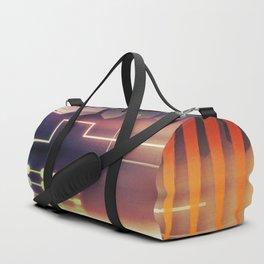 Data Circuit Duffle Bag