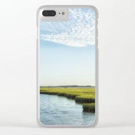 Assateague Island Clear iPhone Case